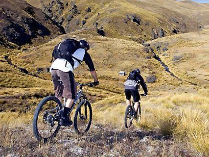 Dunstan Trail Rides