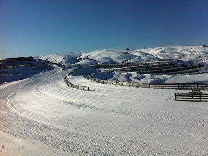 Waiorau Farm ski de fond & snow park