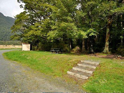 Marble Hill DOC Campsite
