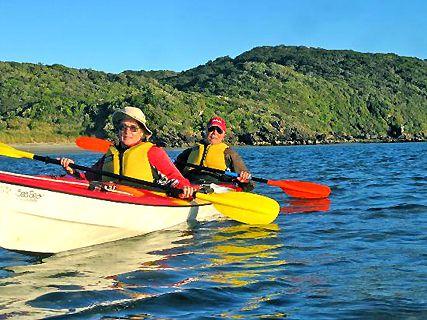 Rakiura Kayaks