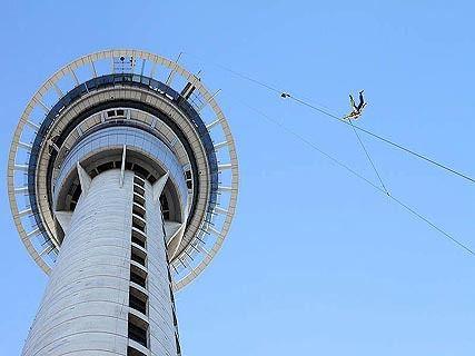 Sky Jump -  Sky Walk