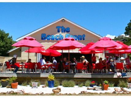 The Beach Front Bar Café