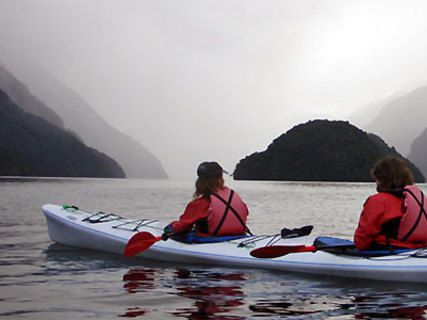 Adventure Kayak and Cruise