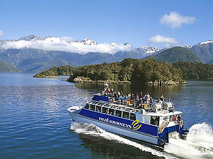 Doubtful Sound - Real Journeys