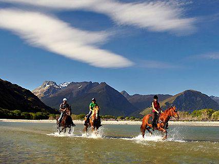 Highride Horse Treks