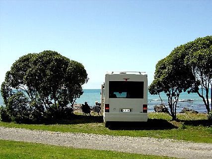 4 Coastal Campgrounds