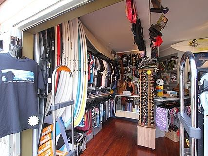 Lion Rock Surf Shop