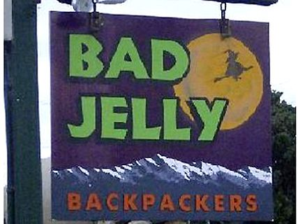 Bad Jelly Backpackers
