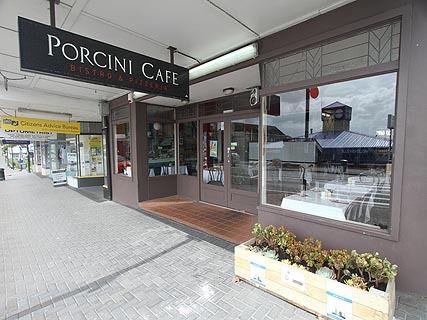 Porcini Café