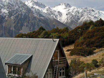 Randonnées Mt Cook National Park