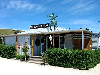 Rocking Frog Café & Gallery