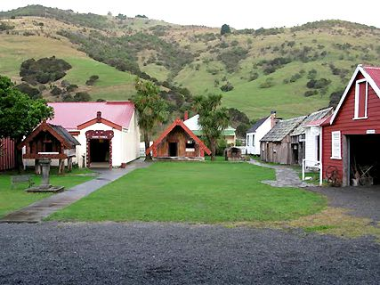 Okains Bay Museum