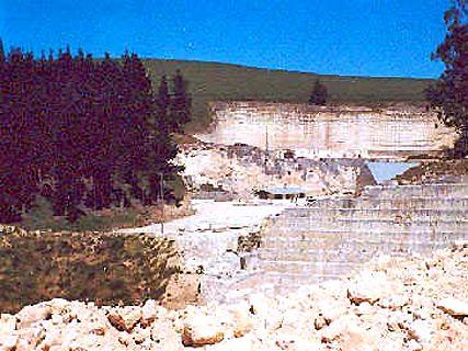 Parkside Stone Quarry