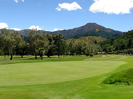 Golf de Hanmer Springs