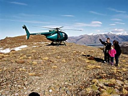 Hanmer Springs Helicopters