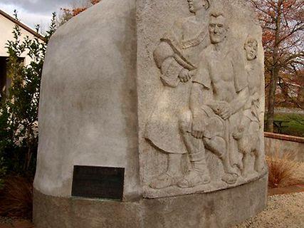 Mémorial dédié à Rewi Alley