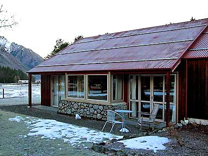 Flock Hill Lodge