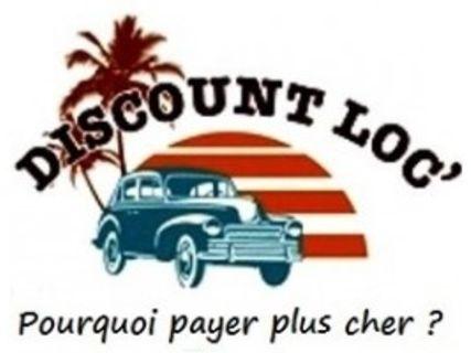 Location voiture pas cher DISCOUNT LOC' Martinique