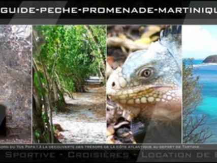 Guide peche promenade Martinique