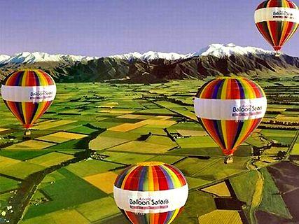 Aoraki Balloon Safaris
