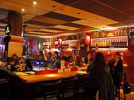 Tanuki Sake Bar & Sushi Café