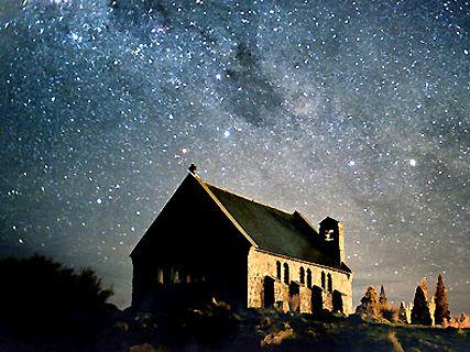 Tekapo Starlight