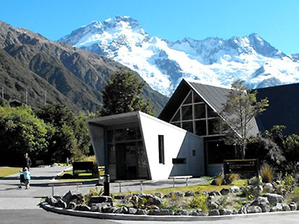 DOC Mt Cook