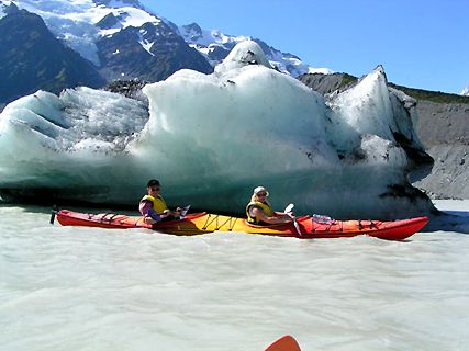 Glacier Sea-Kayaking