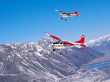 Mt Cook Ski Planes
