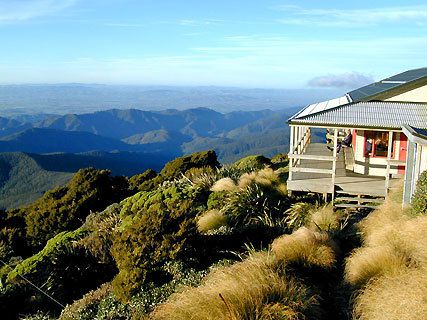 Mt Holdsworth-Jumbo Circuit