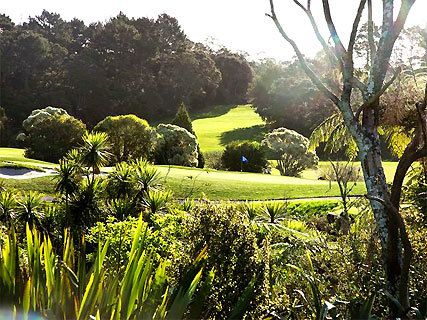 Waitakere Golf Club