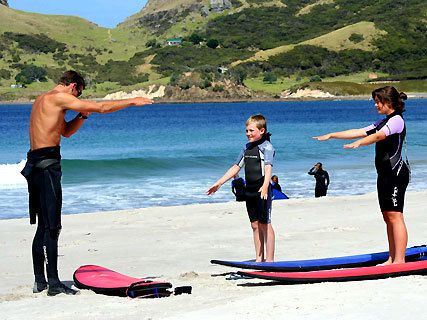 Aotea Surf School