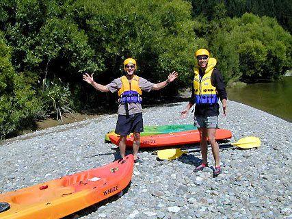 Kaitoke River Kayaks
