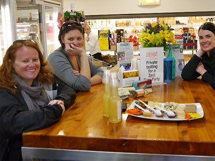 Zest Food Tour