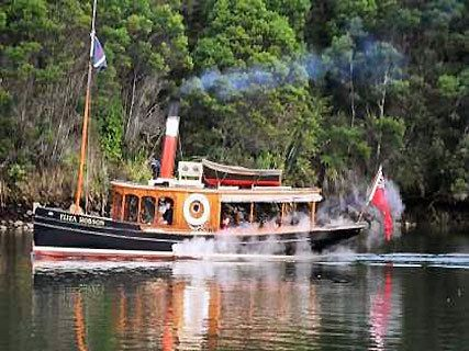 Steam Boat