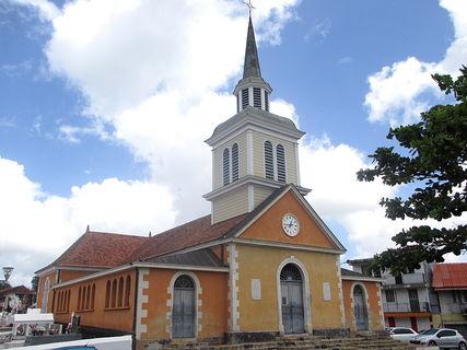Eglise ND Bonne Délivrance