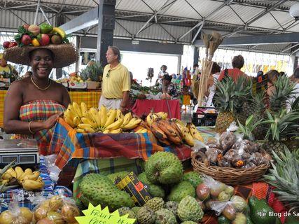Grand marché couvert
