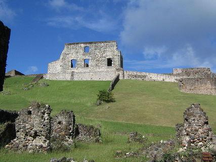 Ruines du Château Dubuc
