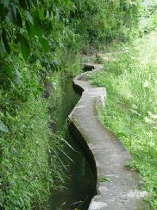 Canal Beauregard ou canal des esclaves