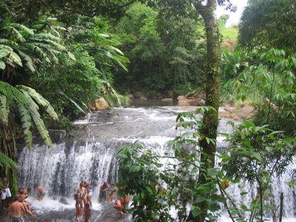 Cascade Bô la Rivié