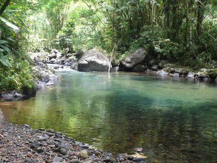 Rivière du Lorrain