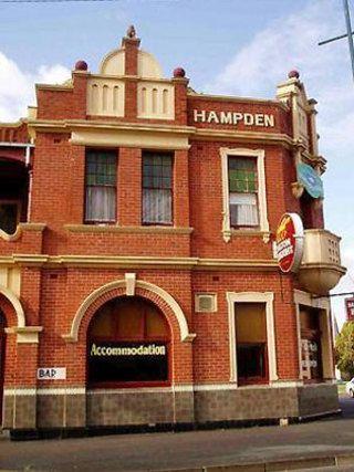 Hampden Hotel