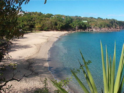 plage de Leroux