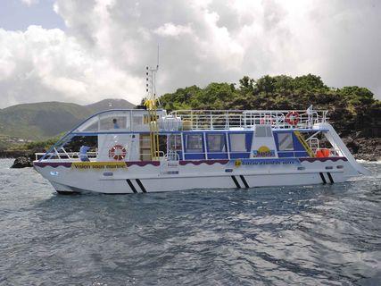 Le Nautilus Bateau Fond de Verre