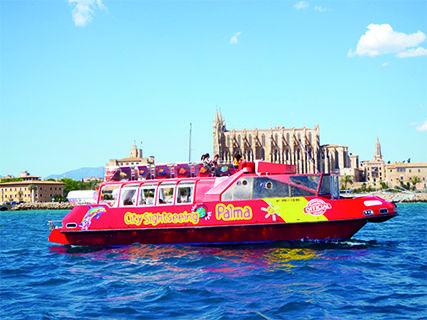 Citysightseeing Boat
