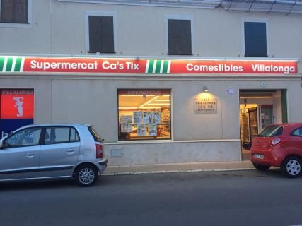 Supermercat Cas Tix