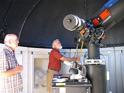 Stargazers - Observation des étoiles
