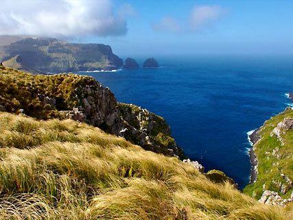 Visite des îles subantarctiques - Heritage Expeditions