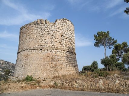 Tower in Sa Mola