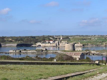 Mirador del Hornabeque, Fortaleza de la Mola